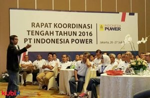 Seminar Inspirasional di PT Indonesia Power