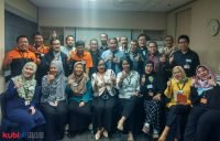 Training Pra Pensiun di TNT Express