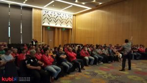 Seminar dan Team Building Program di Telkom Group