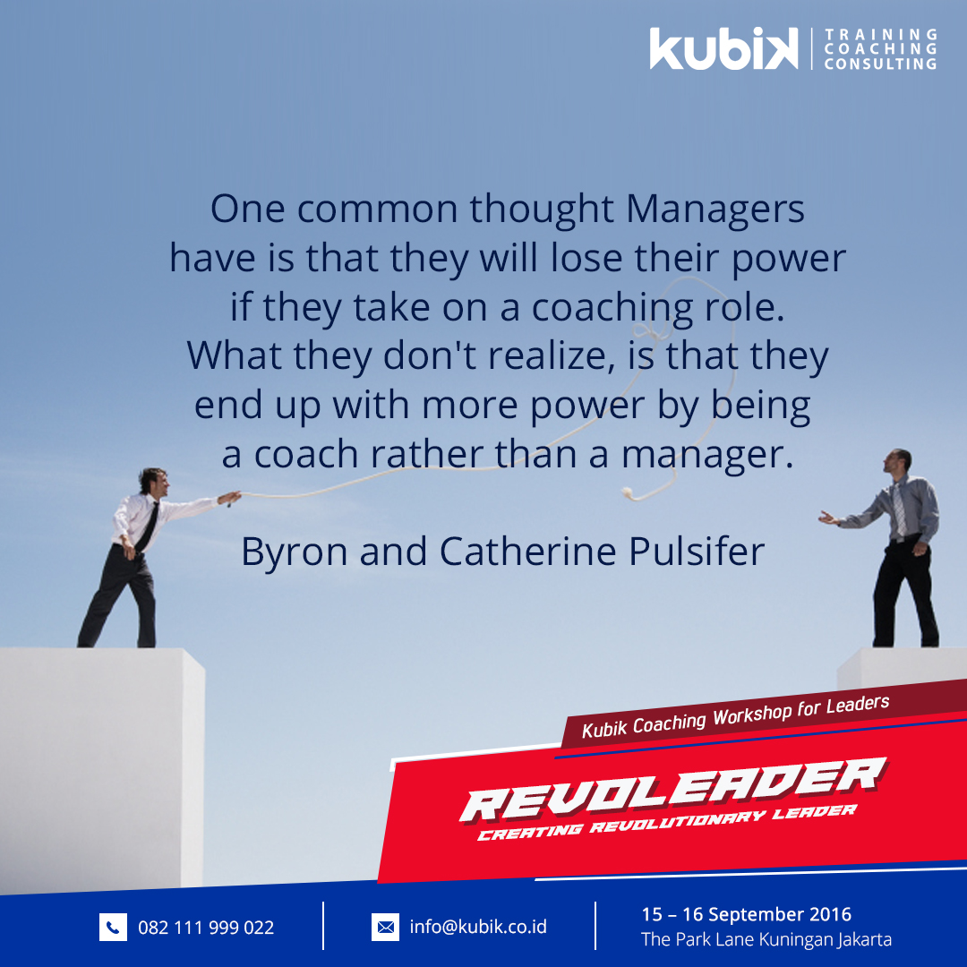 Coaching Role