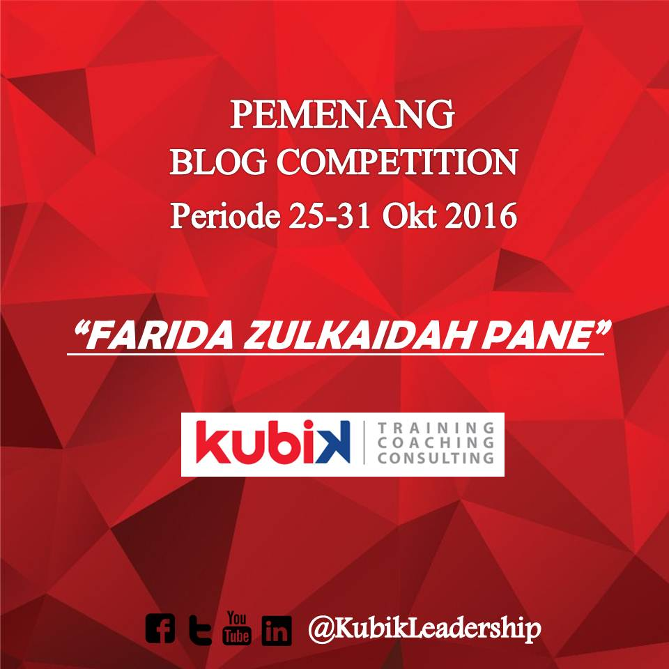Pemenang Blog Competition