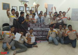 Training Leadership di PT Riung Mitra Lestari
