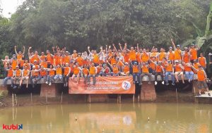 Team Building Program di PT Taikisha Indonesia Engineering