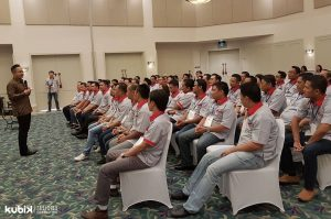 Self Leadership Training di PT Mega Central Finance