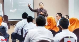 Training Goal Setting di BNI Syariah