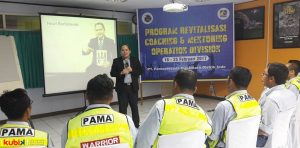 Program Revitalisasi Coaching & Mentoring di PT. Pamapersada Nusantara