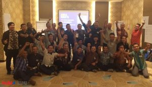 Self Leadership Training di PT Denso Indonesia