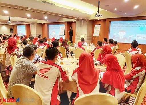 One Day Workshop di PT Trio Motor