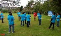 Pelatihan Team Building di PT TD Automotive Compresor Indonesia