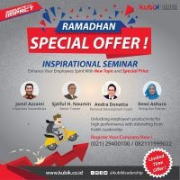 Ramadhan Special Offer