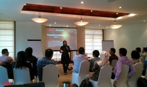 Pelatihan Leadership Development Program di PT Dow Indonesia