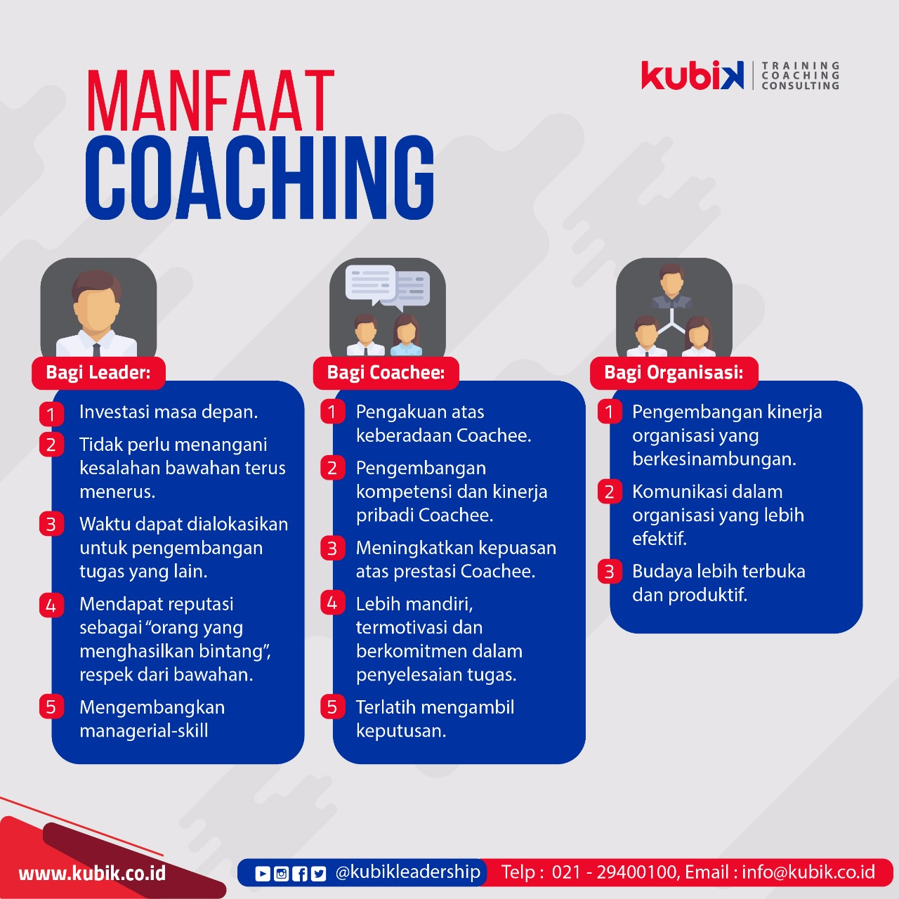 Manfaat Coaching