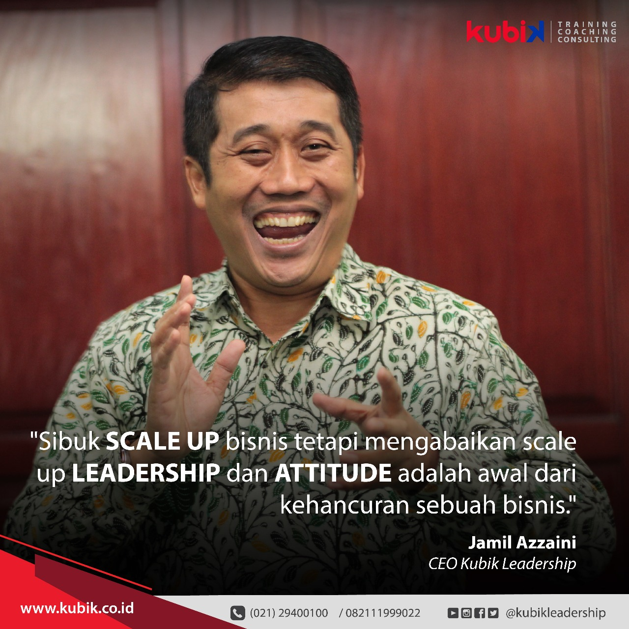 Scale Up Bisnis