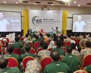 Leadership Training dan Team Building di PT Agricon