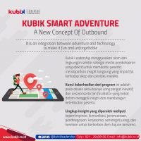 Kubik Smart Adventure: A New Concept Of Outbound