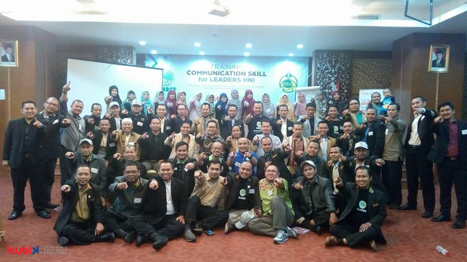 Communication Skill Training For Leader di PT Herba Penawar Alwahida Indonesia (HPAI)