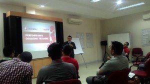Training perusahaan