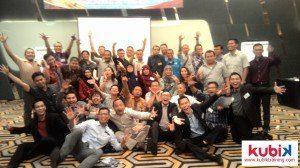 Leadership training kubik training