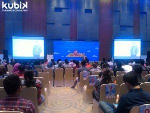 """Telkomsel Spirituality At Work """"A Journey from Money to Meaning"""""""