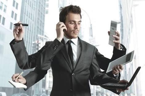 Workaholic Belum Tentu Produktif
