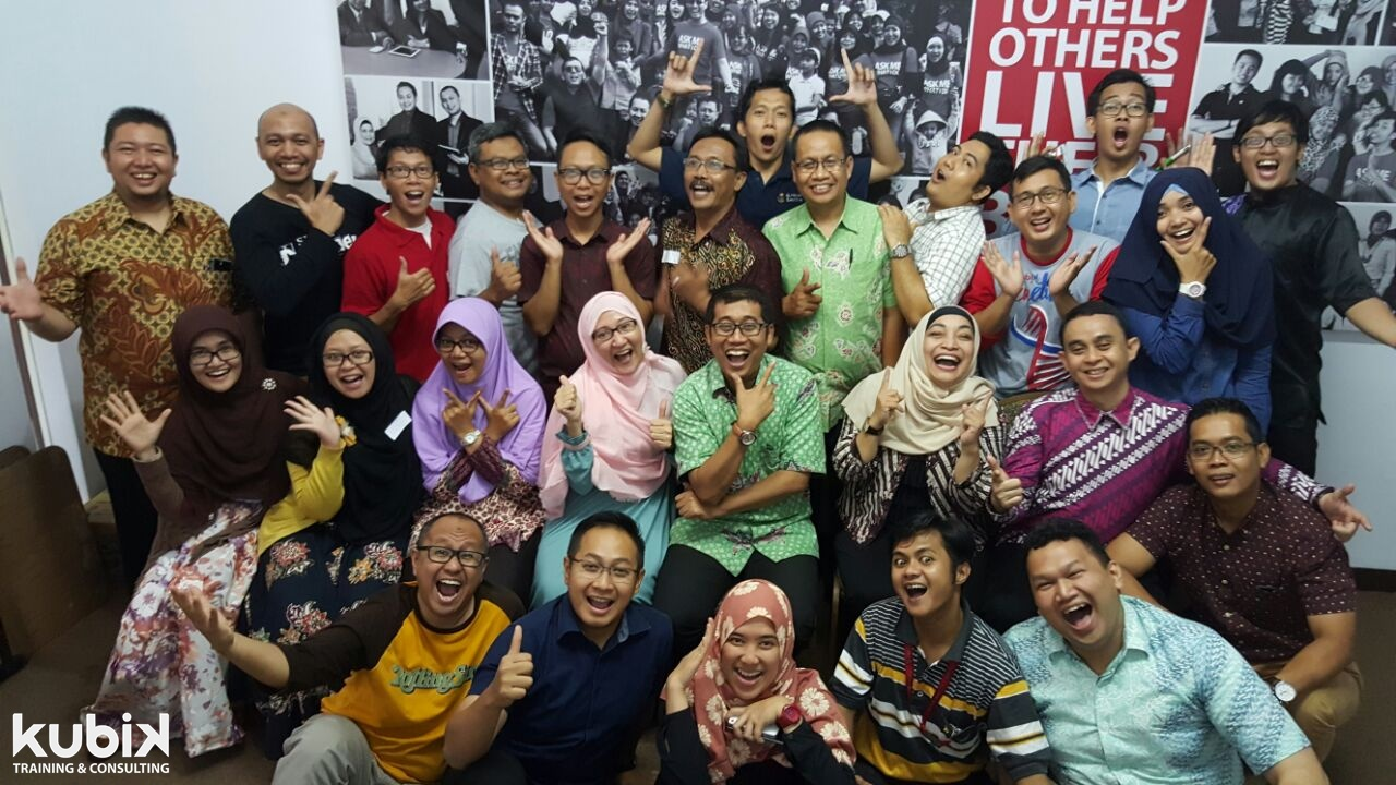 High Impact Training bersama Cicik Resti