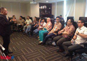 Coaching Training PT Pemeringkat Efek Indonesia (PEFINDO)