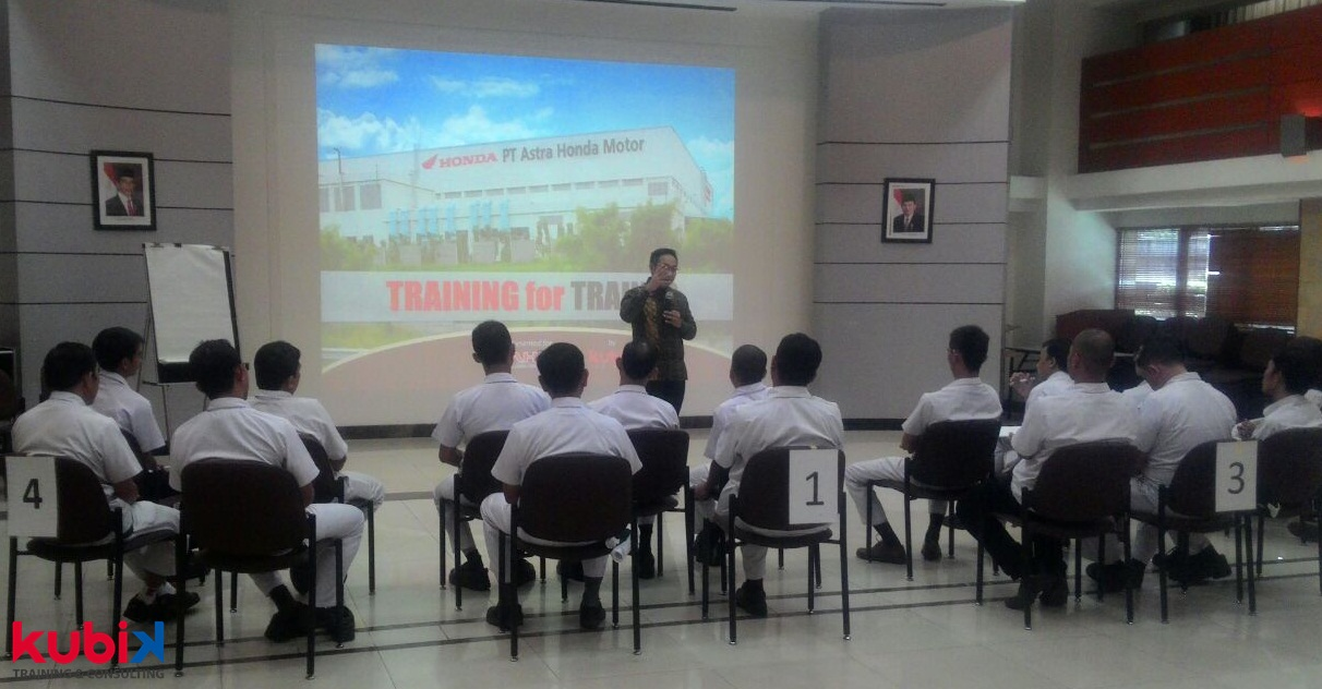 Training For Trainer PT Astra Honda Motor