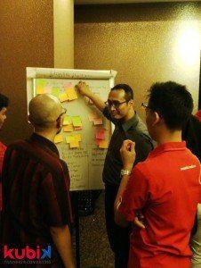 Telkomsel Creative & Innovation Training