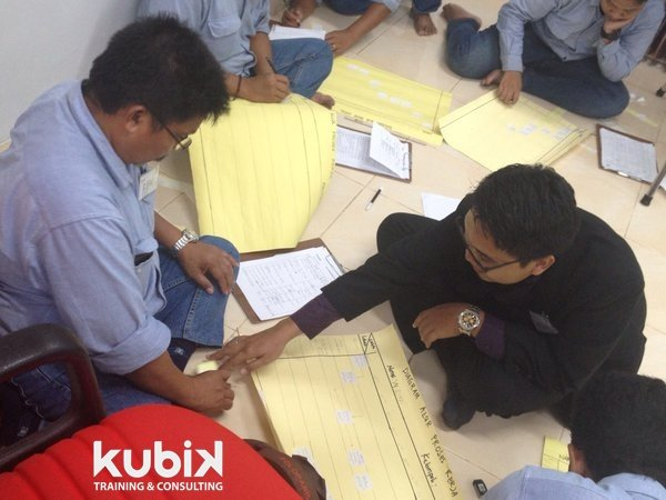 Training FRIEND for Group Leader Pama Persada Nusantara