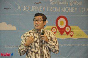 Telkomsel Spiritual Training batch 9 di Jakarta