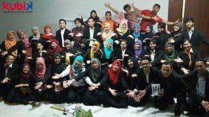 Kelas Orientasi Fasilitator Kubik Training Academy