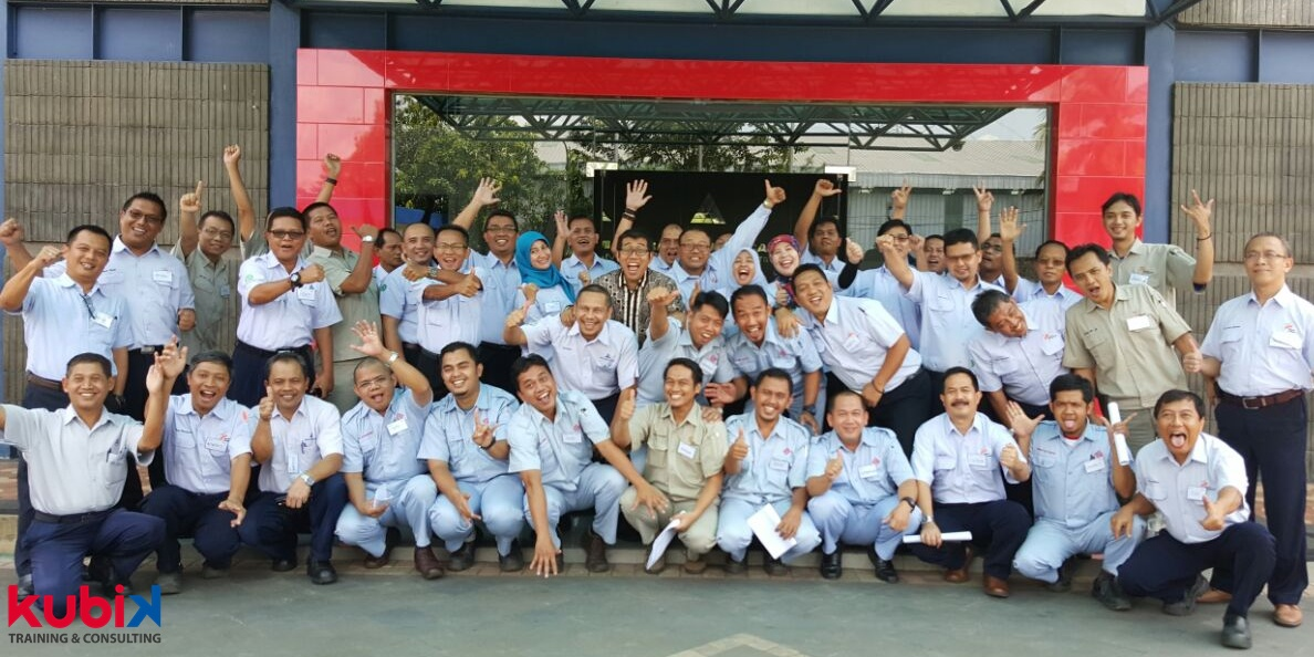 Training Transformational Leaders PT Bakrie Auto Parts Group