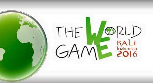 The World Game Bali Indonesia 2016