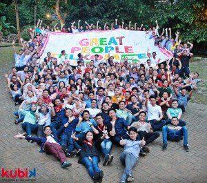 Telkomsel Great People Trainee Program Batch V