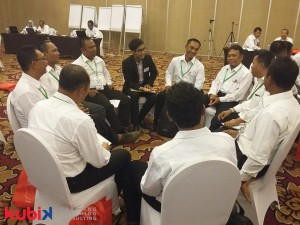 Training Internalisasi Value di PT Agro Mandiri Semesta