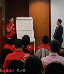 Pelatihan Leadership bagi para Functional Expert di Telkomsel