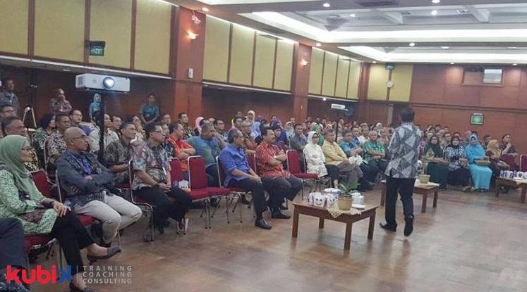 SuksesMulia Inspirational Seminar di PT Indonesia Power
