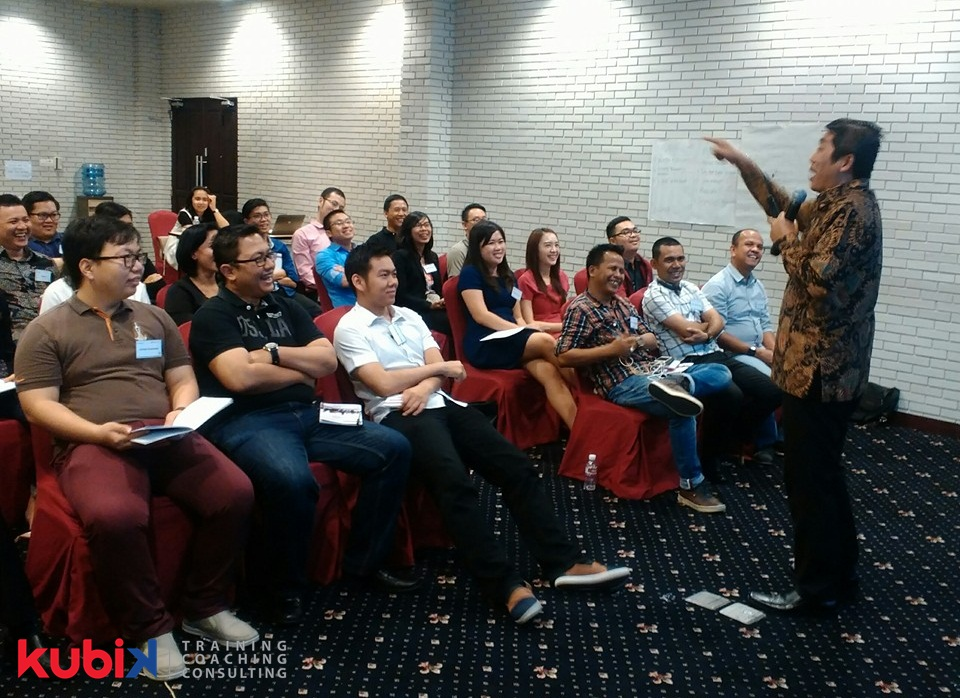 Sales Champion Training Program CIMB Niaga