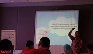 Leadership Training bagi karyawan Head Office Telkomsel