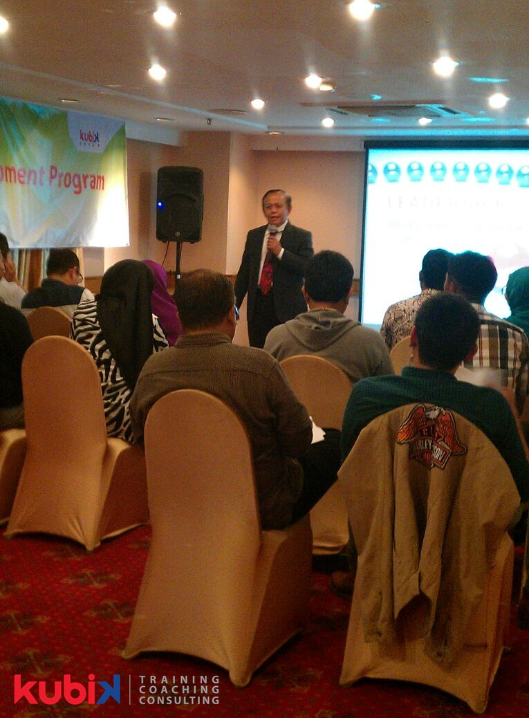 Leadership Development Program di SKK Migas