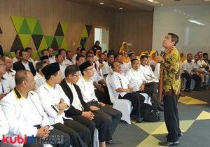 Leadership Training di PKS Lampung