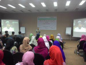 Pelatihan Selling Skill di BNI Syariah