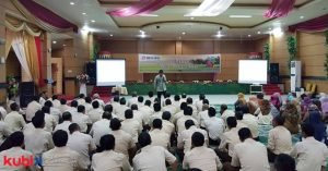 Seminar Inspirasional SuksesMulia di Perum Bulog