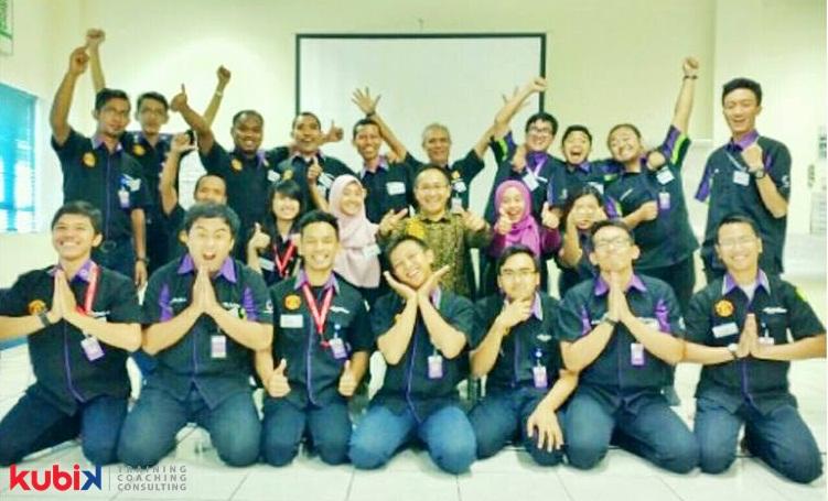 SuksesMulia Leadership Training di PT Multistrada Arah Sarana Tbk
