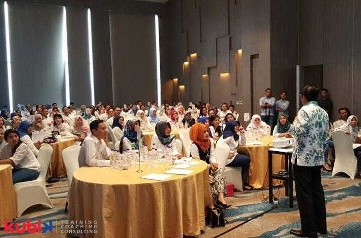 Seminar Inspirasional di PT AXA Mandiri