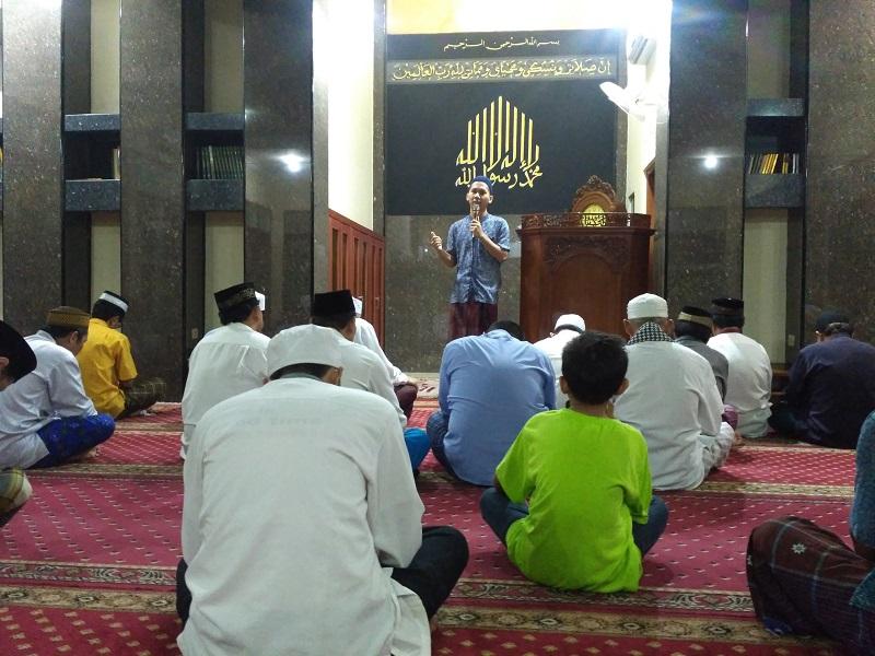 Ceramah di Masjid Masyarakat