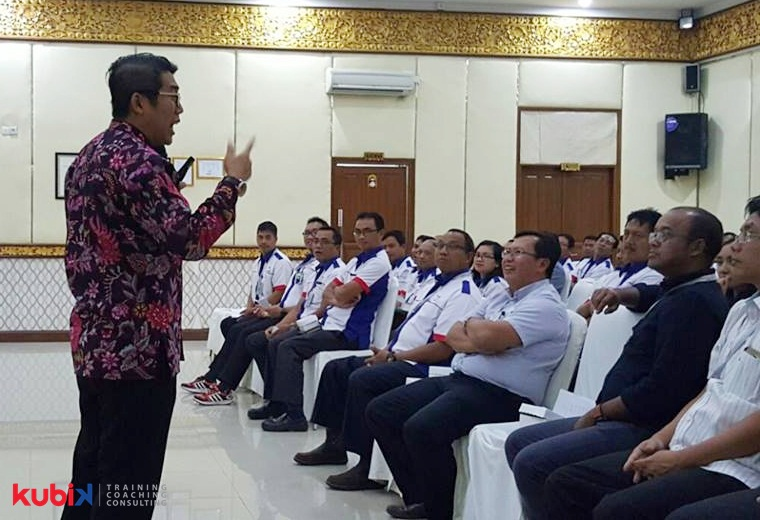 Seminar Motivasi di PT Indonesia Power