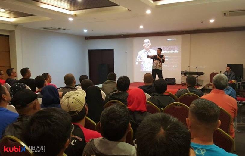 Seminar Motivasi di PT Bayu Buana Gemilang