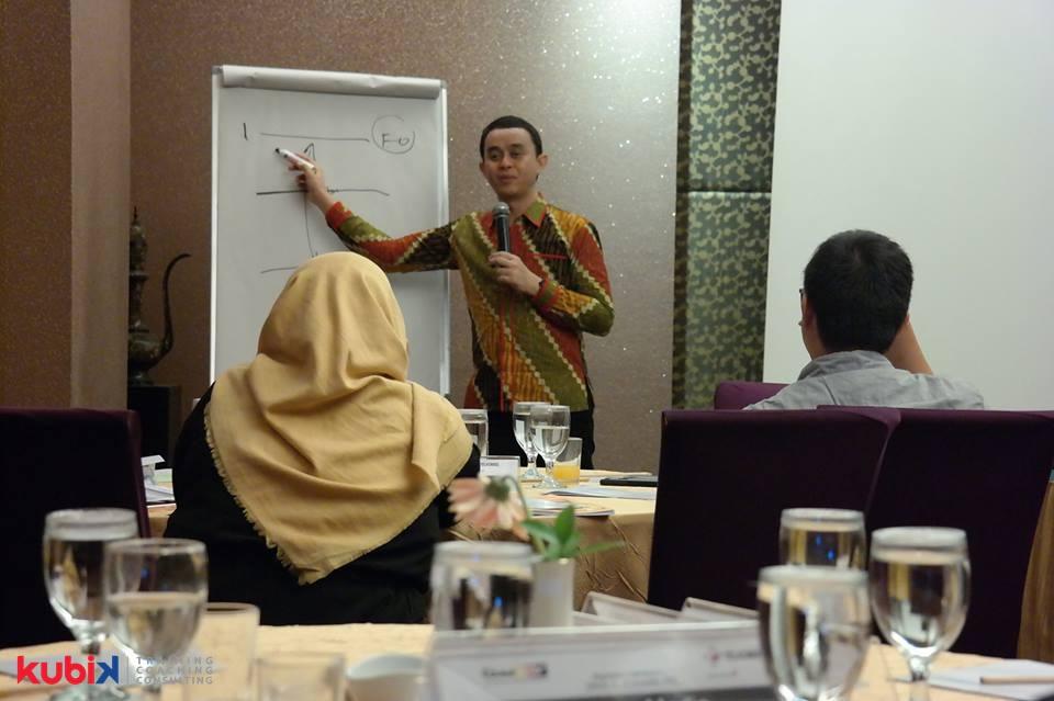 Training for Leader di PT Riung Mitra Lestari