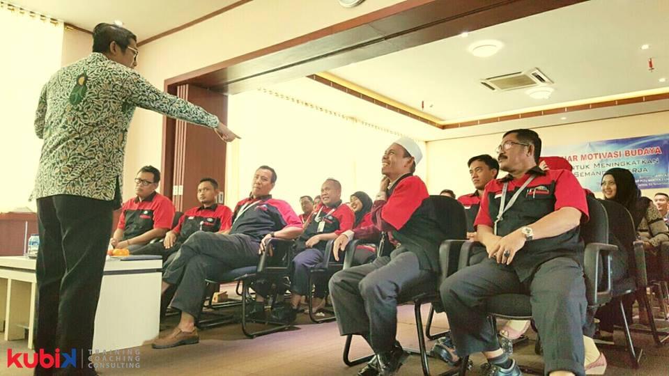 Seminar Inspirasi di PT Indonesia Power